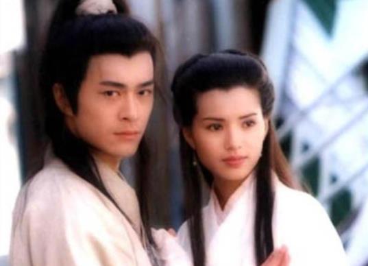 胡歌刘亦菲古天乐李若彤,古装剧最般配的荧幕情侣