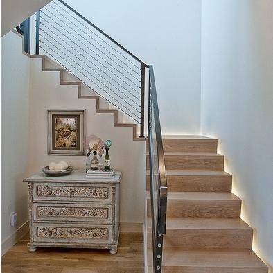 楼梯装修有哪些样式