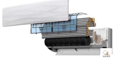 室内空调机滴水的原因及处理办法
