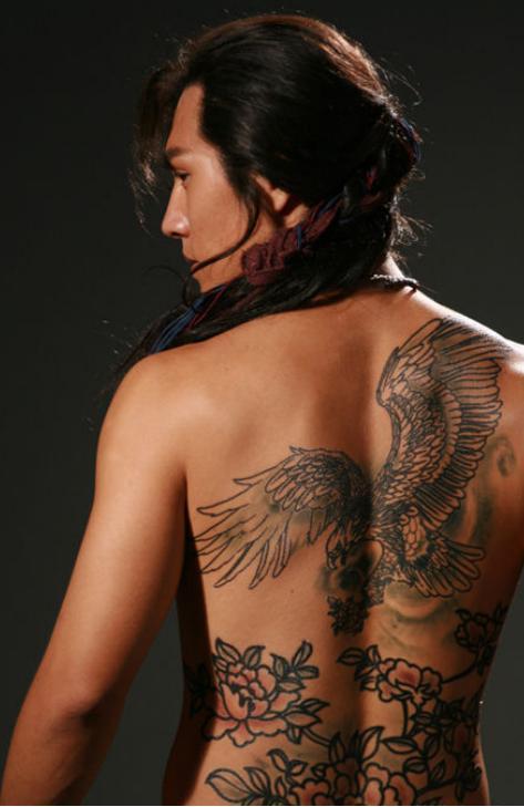 徐州盛行的纹身情节