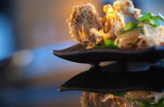 特色美食:炸螃蟹的做法你晓得吗?