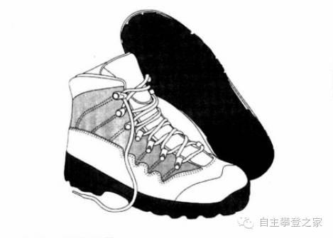 最重要的户外装备之登山鞋