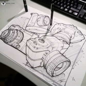 工业设计手绘需要注意事的要领_搜狐艺术_搜狐网