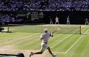本质体育丨这些名言说出网球的语言!-搜狐力量现在的电子竞技图片