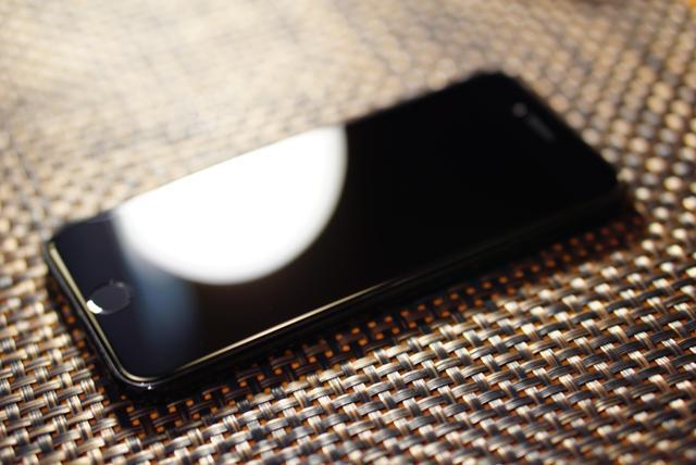 黑的漂亮,苹果iPhone7 亮光黑极速开箱图赏