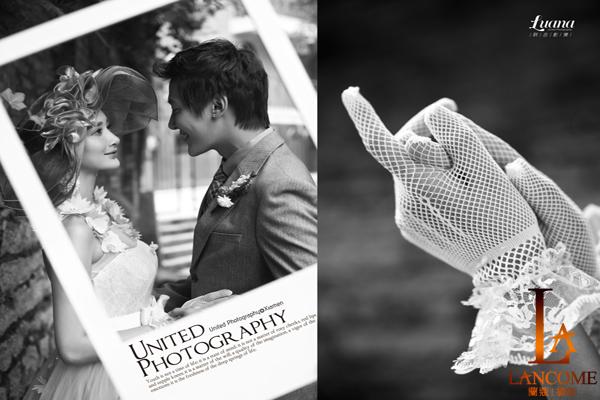 如何拍摄高端大气的欧式婚纱照