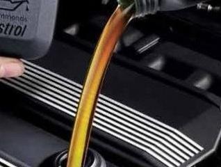 汽车保养更换机油机滤执行操作标准流程高清图片