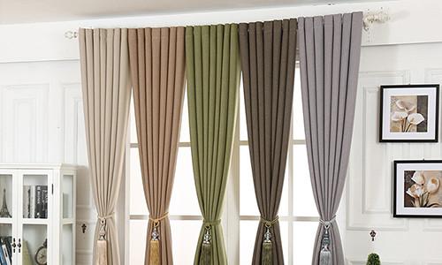 客厅窗帘颜色搭配风水禁忌