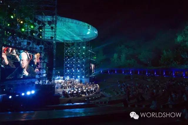 2016南京森林音乐会,幕后团队完成不可能的任务图片