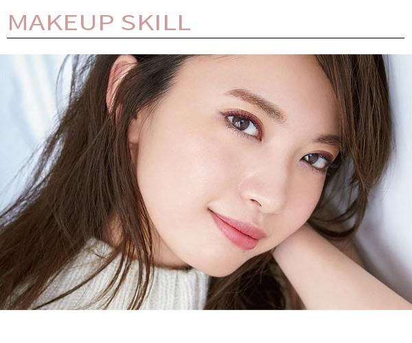 初秋最夺的日系妆容都在这里了!2020秋季妆容_日系妆容画法图片
