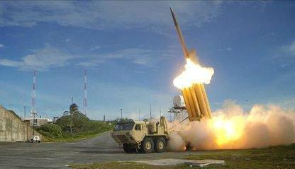 韩总统一意孤行部署萨德撩虎须,玩火自焚