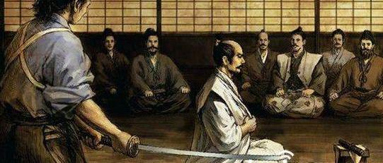 揭秘日本武士切腹真相 日本人真的不怕疼吗图片