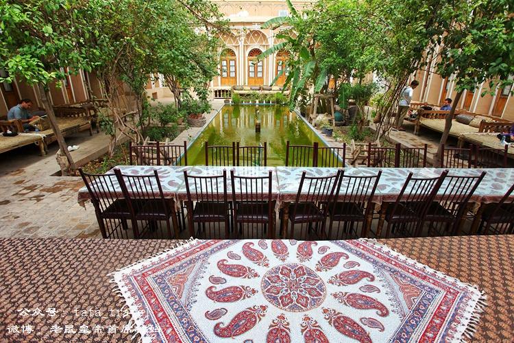 沙漠城市亚兹德古老的避暑高招令人叹服!(伊朗连载5) - 老鼠皇帝首席村妇 - 心底有路,大爱无疆
