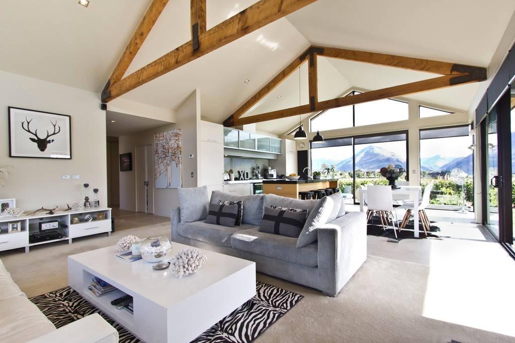 坐在家里看风景,来实现这份新西兰airbnb民宿心