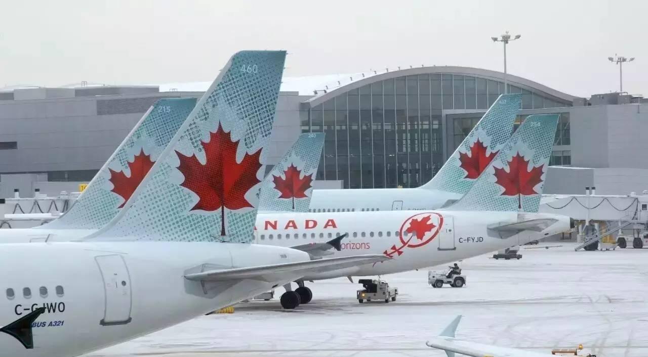 与加拿大,包括北京-温哥华