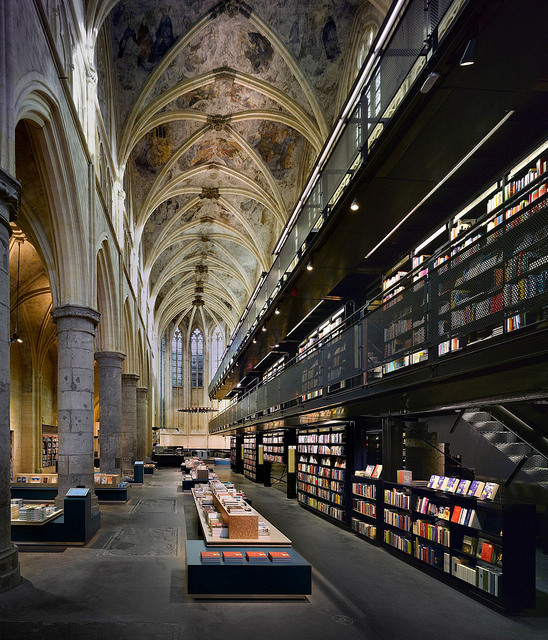 书店内部平面图设计