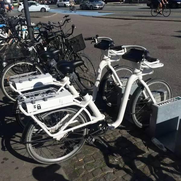 尔体验哥本哈根:自行车只是开始-中国建筑(601