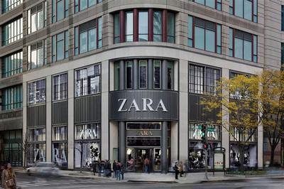 西班牙品牌--zara服装品牌