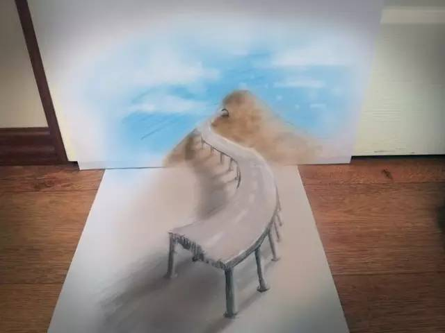 超逼真3D铅笔画,视觉盛宴