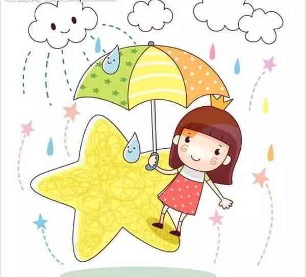 雨中伤感撑伞女孩写真,气质甜美十足_腾讯网