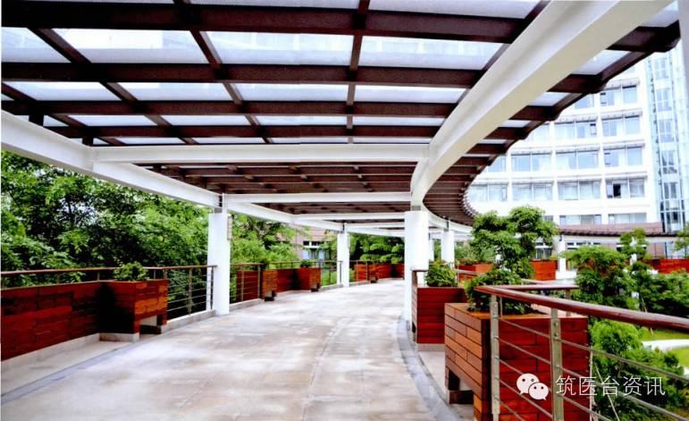 二层架空连廊图片