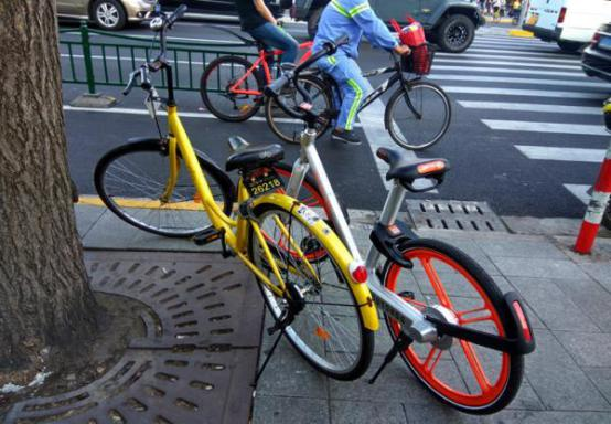 坤鹏论:共享自行车考验大众素质-坤鹏论