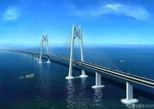 港珠澳大桥主桥今天贯通 珠海开车半小时抵港