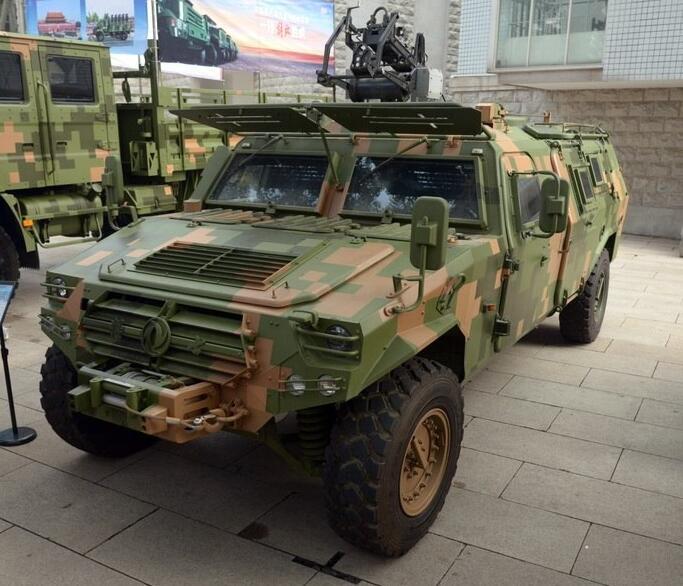 国产最贵车并非红旗L5 全新东风猛士军用版价值58高清图片