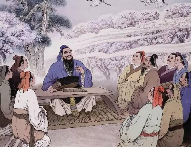子产与孔子_孔子诞辰日:圣人故事,教你人生大智慧