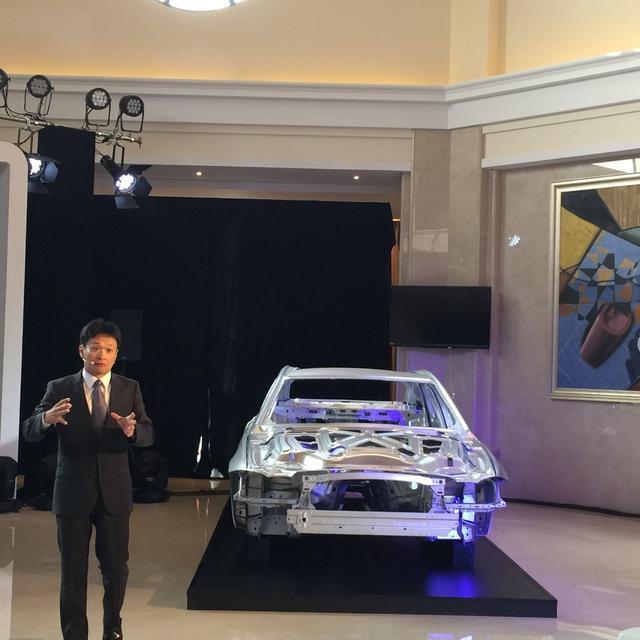 捷豹路虎中国代理总裁 公益不以宣传品牌为首要目高清图片