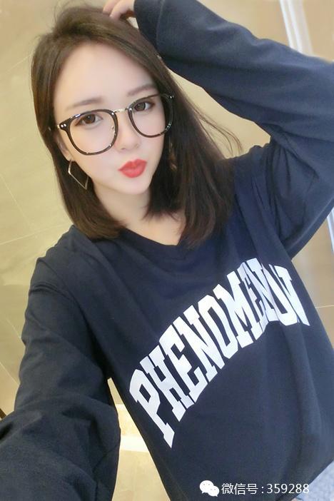 新款秋季新款韩版宽松bf风字母套头卫衣女