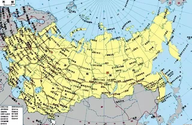 谁也不能在地图上找到他们 近现代史上消失的国家