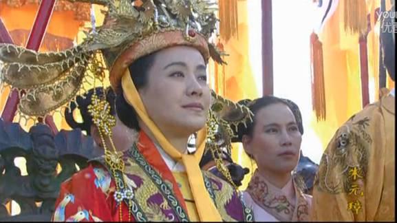 朱元璋背后的这个女人足顶三十万大军