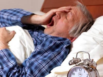 老年失眠的症状