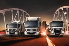 更高性能、更节能且可联网 IAA上的曼恩载重卡车