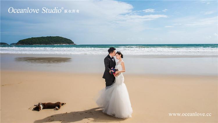 oceanlove婚纱摄影_婚纱摄影