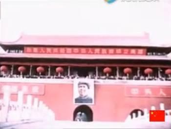 1949年10月1日-太珍贵了 1949年开国大典彩色高清记录片