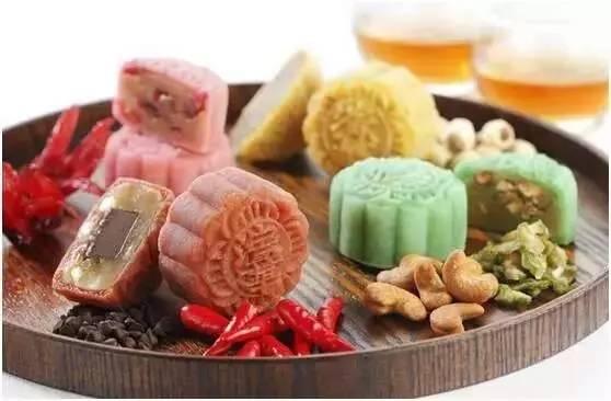 比马卡龙好看的中式糕点图片