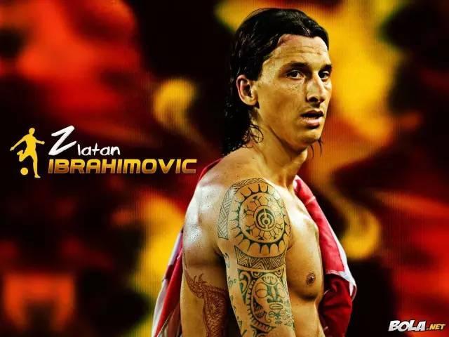 伊布拉希莫维奇今天35岁生日:瑞典史上最佳足