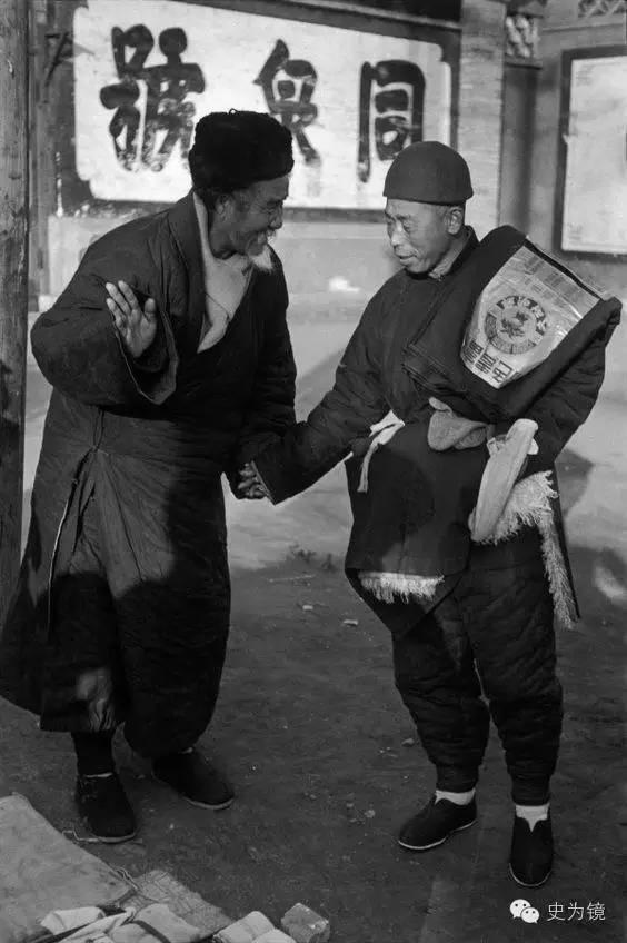 五张照片告诉你 什么才是不装腔作势真正的北京范