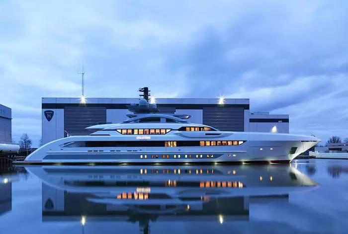 全球顶级游艇_揭秘2016摩纳哥游艇展:全球顶级富豪的年度盛会