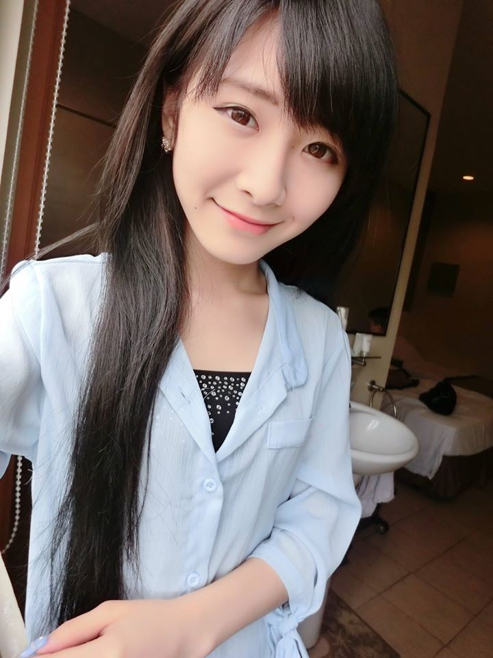 娱乐正文网红直播推广排行榜~陆子玄,台湾模特,拥有甜美外表的她