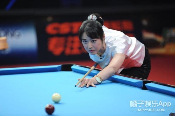 没想到赵丽颖,郑爽,宋茜打台球还挺帅,你被谁秒到了?