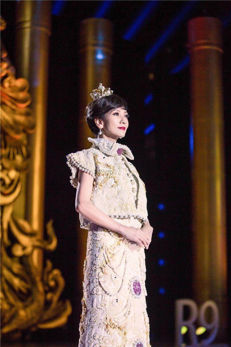 美白不老女神赵雅芝,偶像来了第二季