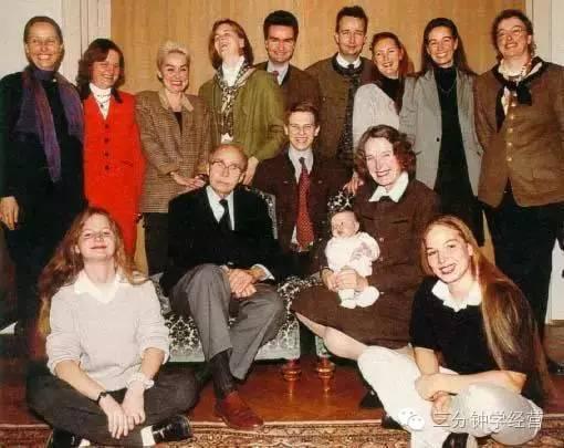 世界10大家族: 孔子家族排第一,罗斯柴尔德家垫