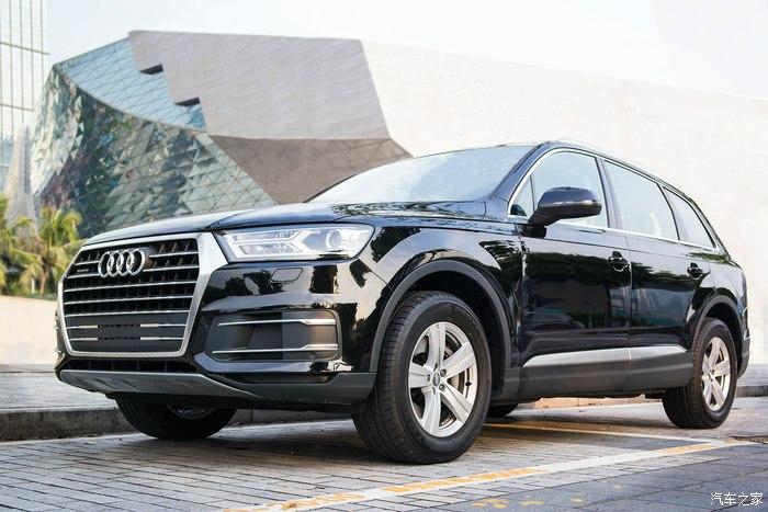 2017款奥迪Q7多少钱,高大上的大型豪华SUV相关配置参数