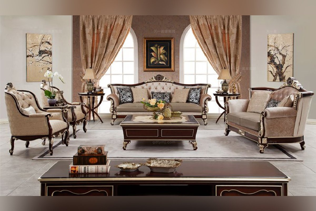 家具-它如一颗璀璨夺目的钻石创造了低调奢华的整体氛围