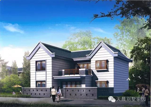 13套适合别墅的自随便农村设计图,建房挑一个自己同城58别墅抚仙湖图片
