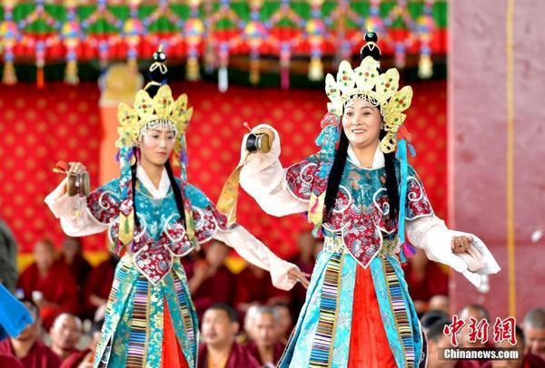 藏戏表态国庆黄金周