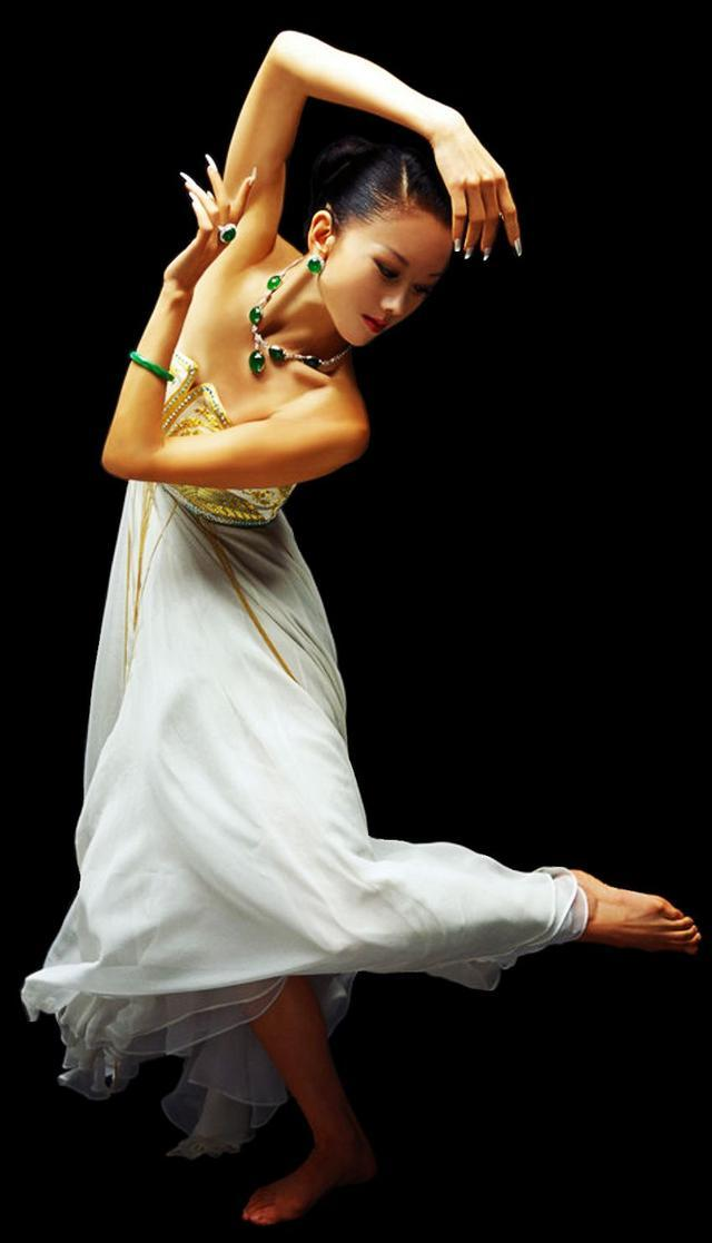 提起杨丽萍最先想到的肯定就是孔雀舞,她是舞蹈的代名词,但是舞台下的